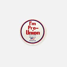 Pro Union Mini Button