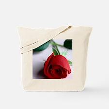 Red_Rose Tote Bag