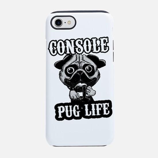 CONSOLE PUG LIFE iPhone 7 Tough Case