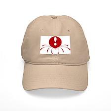 Red Logo Baseball Cap