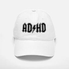 ADHD_bk_5x2_hat Baseball Baseball Cap