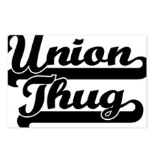 unionthug Postcards (Package of 8)