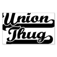 unionthug Decal