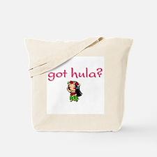 got hula? (D) Tote Bag