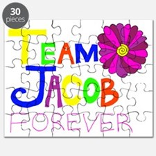 Team Jacob Forever Puzzle