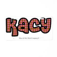 personalized-kacy Aluminum License Plate