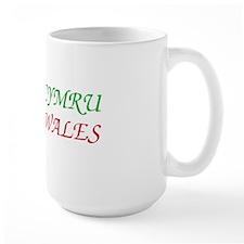 Wales-Sticker2 Mug