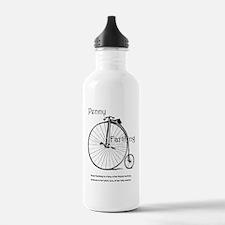 PennyFarthing Water Bottle