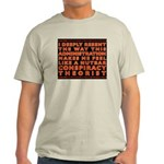 orange nutbar t-shirt