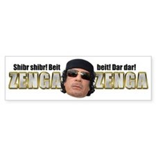 zengalight Bumper Sticker