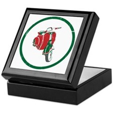 Vespa-Italiano.gif Keepsake Box