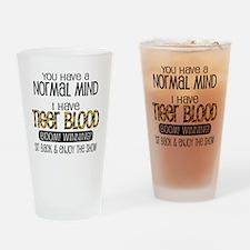 tiger_blood_01 Drinking Glass