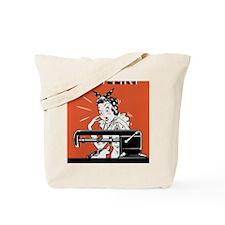 179-WP-1486 Tote Bag