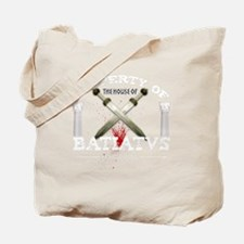 spartacusshirt_black Tote Bag