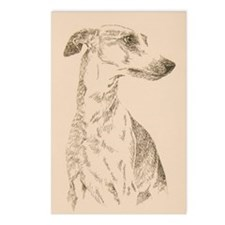 Whippet_Kline Postcards (Package of 8)