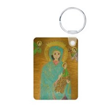 Our Lady of Perpetual Help Keychains