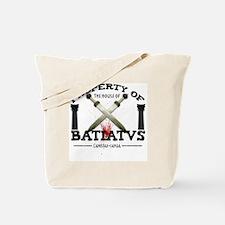 spartacusshirt_white Tote Bag