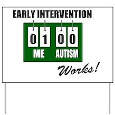 earlyinterventionworks Yard Sign