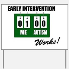 earlyinterventionworks Yard Sign
