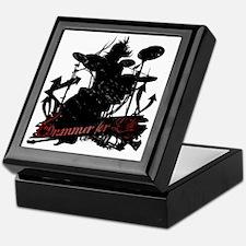 drummer-for-life.gif Keepsake Box