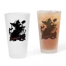 drummer-for-life.gif Drinking Glass