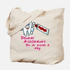 DentalAssistantsDark Tote Bag