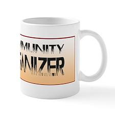 Community Organizer-bump Mug