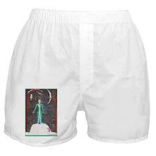 Snow Maiden Boxer Shorts