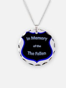 fallen2 Necklace Circle Charm