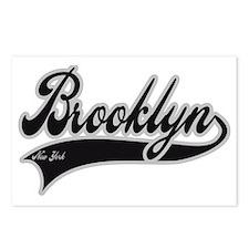 BROOKLYN NEW YORK Postcards (Package of 8)