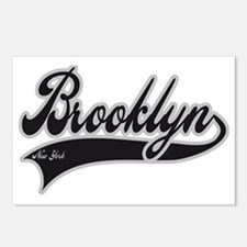 BROOKLYN NEW YORK Postcards (Package of 8)