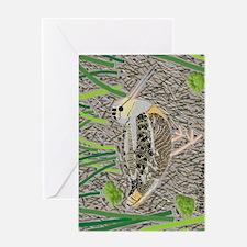 Woodcock Greeting Card