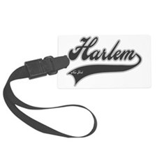 HARLEM NEW YORK Luggage Tag