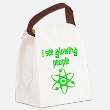 funny nuclear chemist engineer un Canvas Lunch Bag