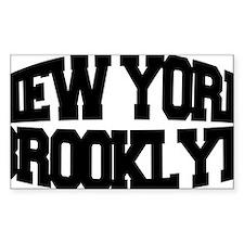 NEW YORK BROOKLYN Decal