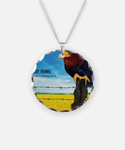 Jay_Hawk Necklace