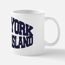 NEW YORK STATEN ISLAND Mug
