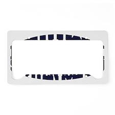 NEW YORK STATEN ISLAND License Plate Holder