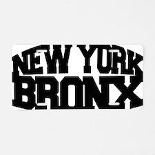 NEW YORK BRONX Aluminum License Plate