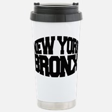 NEW YORK BRONX Stainless Steel Travel Mug