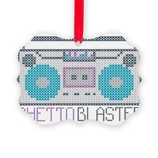 ghettoBlaster Ornament