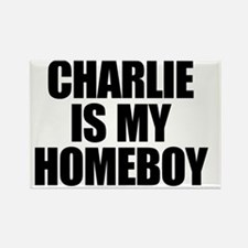 charlieismyhomeboy Rectangle Magnet