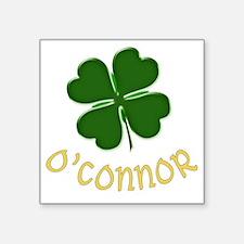 """Oconnor Square Sticker 3"""" x 3"""""""