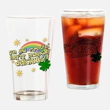 Designs-Irish003-02 Drinking Glass