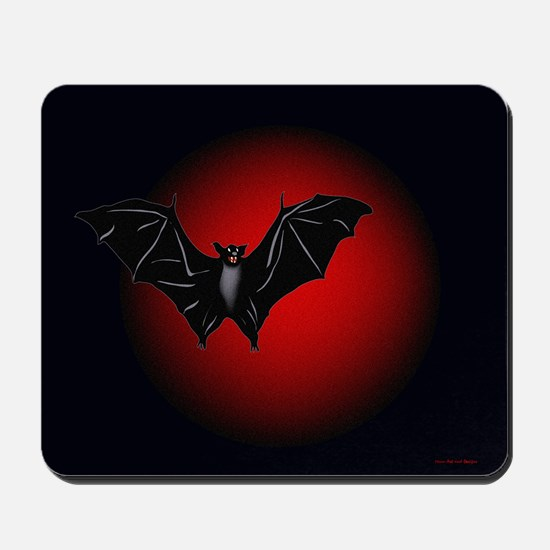 Dark Thoughts Mousepad