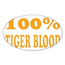 tigerbloodblack Decal