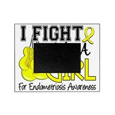 Fight Like A Girl Endometriosis 15.5 Picture Frame