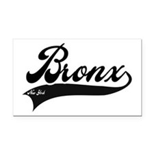 BRONX NEW YORK Rectangle Car Magnet