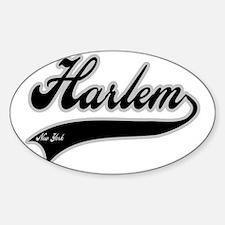 HARLEM NEW YORK Decal