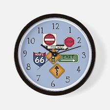 CLOCK81 Wall Clock